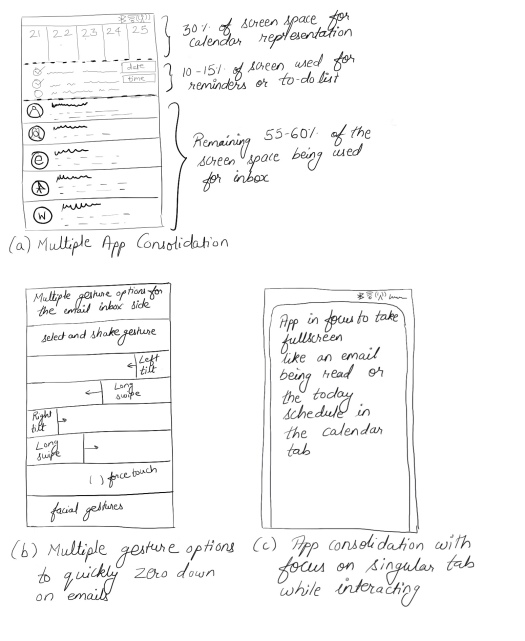 How would I improve the email app – Kunal Nadkarni
